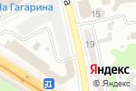 Схема проезда до компании Світлофор в Харькове