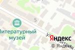Схема проезда до компании АБ ПИВДЕННЫЙ, ПАО в Харькове