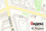 Схема проезда до компании Rem-IT в Харькове