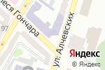 Схема проезда до компании Національний університет цивільного захисту України в Харькове