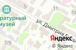 Схема проезда до компании Територіальний центр надання соціальних послуг Київського району в Харькове