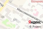 Схема проезда до компании Нотариус Марченко М.И. в Харькове
