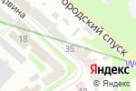 Схема проезда до компании Бомонд в Харькове