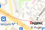 Схема проезда до компании 4mycar в Харькове