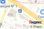 Схема проезда до компании Salom в Харькове