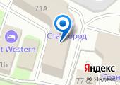 Гостиница квартирного типа на карте