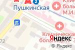 Схема проезда до компании ТЕК в Харькове