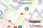 Схема проезда до компании ХМК в Харькове