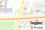 Схема проезда до компании Сафари Тур в Харькове