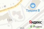 Схема проезда до компании Kinder Mix в Харькове
