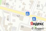 Схема проезда до компании Бост-Теплосервис в Харькове