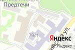 Схема проезда до компании Мир Новых Путешествий в Харькове