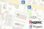 Схема проезда до компании Turbo-Shina в Харькове