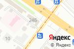 Схема проезда до компании Мастерская на Кирова в Харькове
