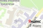 Схема проезда до компании Fotorabota в Харькове