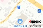Схема проезда до компании Reflex в Харькове