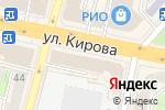 Схема проезда до компании Viva деньги в Калуге
