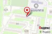 Схема проезда до компании Slavka в Курске