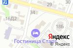 Схема проезда до компании Репетиторская группа ЗиГзаг в Харькове