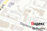 Схема проезда до компании NetZona в Харькове