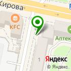 Местоположение компании Калужские лотереи