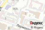 Схема проезда до компании Plastilin в Харькове