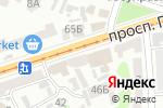 Схема проезда до компании DUBLIKATOR в Харькове