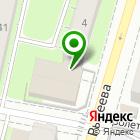 Местоположение компании Витебские ковры