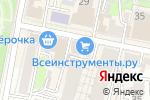 Схема проезда до компании Окна VEKA в Калуге