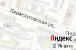 Схема проезда до компании Lazerini в Харькове