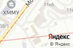 Схема проезда до компании Брейк-данс центр в Харькове
