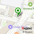 Местоположение компании Магазин одежды из Европы на ул. Чебышева