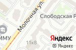 Схема проезда до компании Brille в Харькове