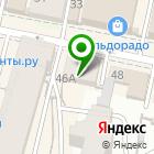 Местоположение компании Сундучок