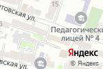 Схема проезда до компании Українська універсальна біржа в Харькове