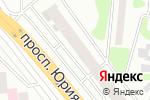 Схема проезда до компании Элит обои в Харькове