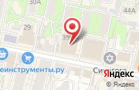 Схема проезда до компании Новосел в Калуге