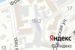 Схема проезда до компании Вектор-сталь в Харькове