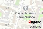 Схема проезда до компании Мастер крепежа в Калуге