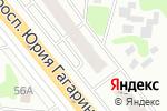 Схема проезда до компании Talk easy в Харькове