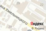 Схема проезда до компании RDX в Харькове