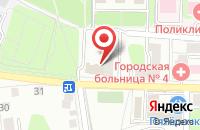 Схема проезда до компании Юнион-Пром в Калуге