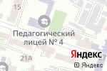 Схема проезда до компании Альфа вет в Харькове