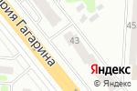Схема проезда до компании КУАФРЕ в Харькове