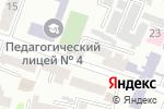 Схема проезда до компании Нонпарель в Харькове