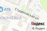 Схема проезда до компании Харківський патентно-комп`ютерний коледж в Харькове