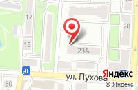 Схема проезда до компании Торгово-Промышленная Компания «Мехтехпром» в Калуге