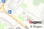 Схема проезда до компании Українська інженерно-педагогічна академія в Харькове