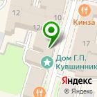 Местоположение компании Половичок