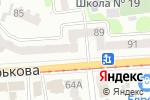 Схема проезда до компании ПРОВІДНА, ПАТ в Харькове